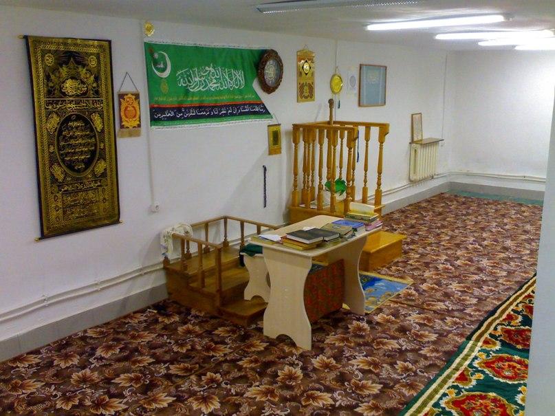 Соборная Мечеть Коркино
