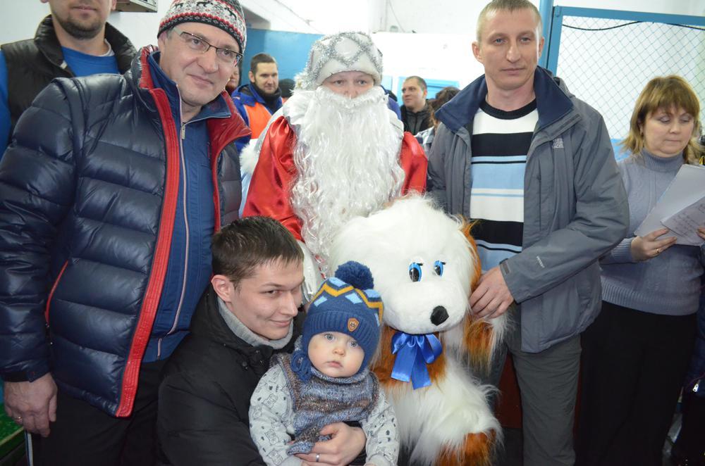 """Рождественская гонка Коркино (лыжная база """"Берёзка"""")"""
