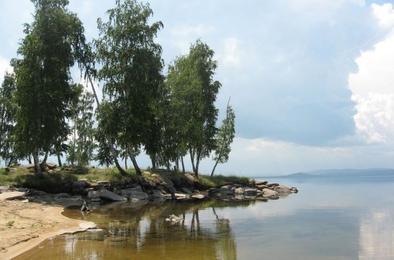 Отдых на озерах Урала