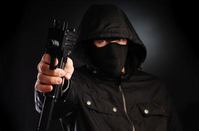 Преступники в масках ворвались в частный дом