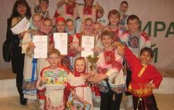 У коркинских исполнителей – россыпь наград
