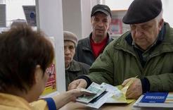 С 1 апреля вырастут социальные и трудовые пенсии