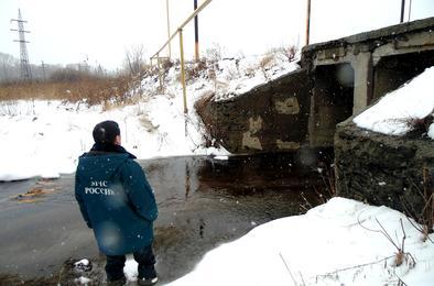 Паводковая ситуация в Коркино усложнилась
