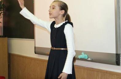 «Живая классика» в исполнении школьников