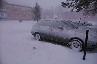 Уральская погода проявила характер