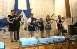 В Коркино прошёл фестиваль популярной музыки