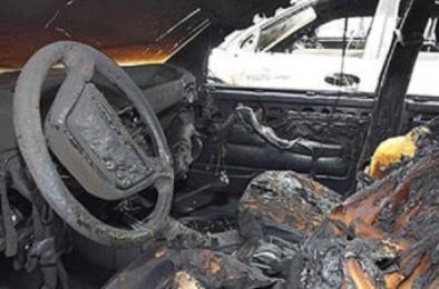 В Коркино активизировались поджигатели