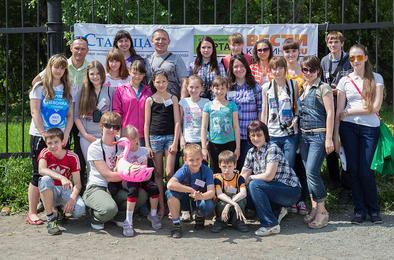 Фотокросс в Коркино: всё получилось!
