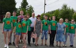 В Коркино работает экологический отряд