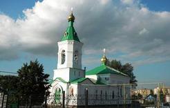 В Коркино мужчину сняли с колокольни