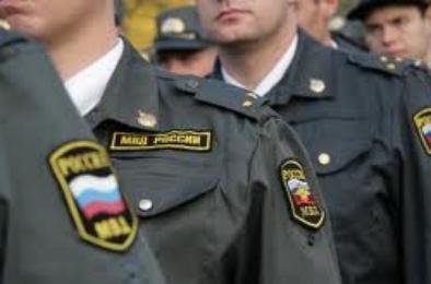 Приглашают на службу в полицию