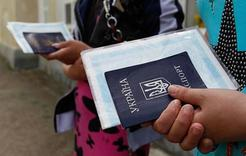 Украинским беженцам помогают словом и делом