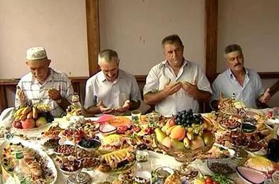 Мусульмане отмечают большой праздник