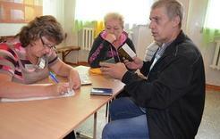 В Коркинском районе открыты пункты для беженцев