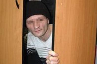 В Коркино вора нашли в шкафу
