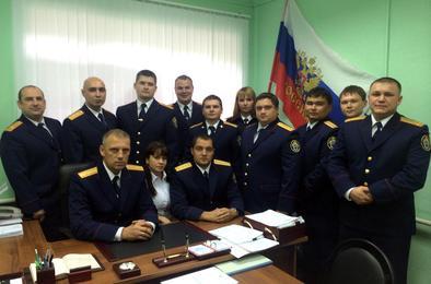 Коркинские следователи впервые отметили свой профессиональный праздник