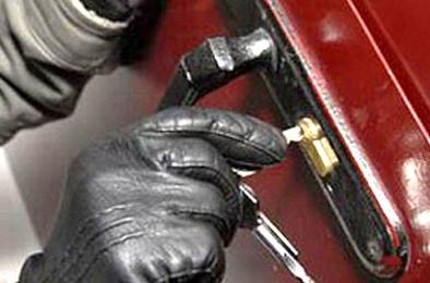 Сводка МВД: кражи, угоны, поджог