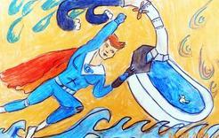 Юные художники Коркино участвуют в конкурсе