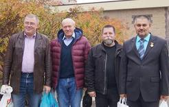 В Коркино прошла поэтическая встреча