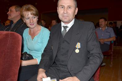 В Коркино наградили воинов-«афганцев»
