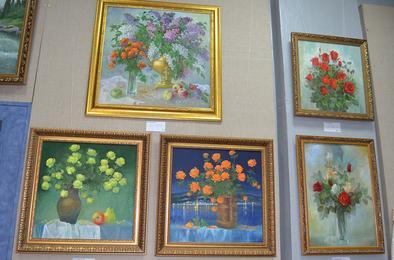 В Коркино - выставка современного искусства