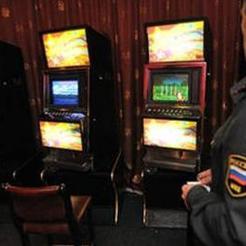 В Коркино полиция изъяла игровые автоматы