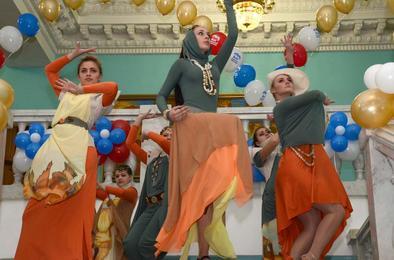 Юные модники Коркино стали победителями конкурса