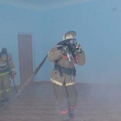 Розинские пожарные - лучшие
