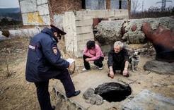 Полиция Коркино проверила бомжей