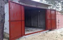 В Коркино участились кражи из гаражей