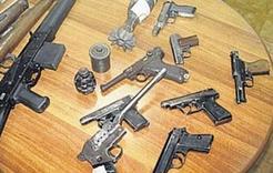 В Коркино граждан призывают разоружиться