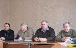 Общественная палата провела заседание