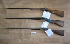 В Коркино посчитали сданное оружие