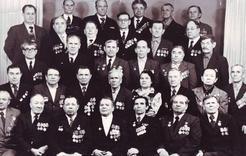 Фронтовики – шахтёры «Коркинской»