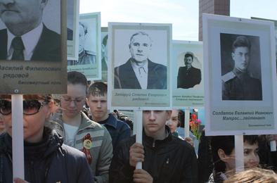 В полк Коркино зачислена сотня бойцов
