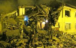 При взрыве газа в Зауральском погибли двое