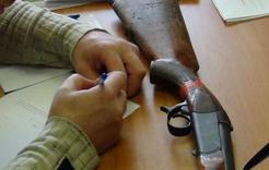 В Коркино сдано оружия на 24 тысячи рублей