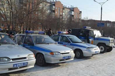 Полицейские Коркино выявили лучших по профессии
