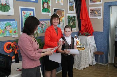 В Коркино наградили участников «Бала Победы»