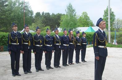 Школьники Коркино выиграли областную «Зарницу»
