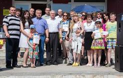 Итоги фотокросса в Коркино: подарки всем!