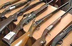 Коркинцы сдали оружия на сорок тысяч