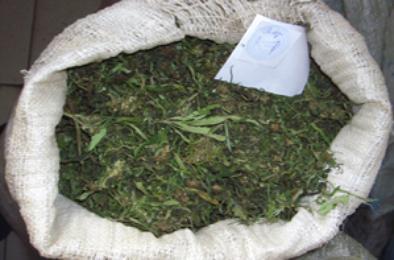 В Коркино задержан житель Златоуста, возможно с наркотиком