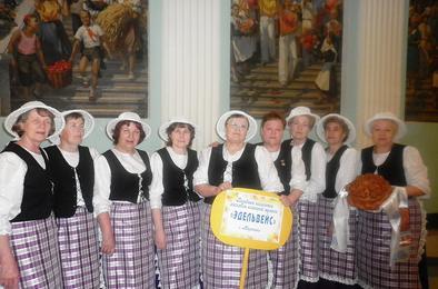 Коркинцы побывали на фестивале национальных культур