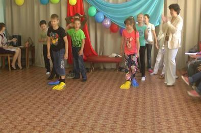 Учреждения культуры Коркино рады ребятишкам