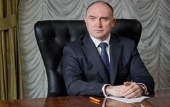 Губернатор Борис Дубровский поздравляет земляков