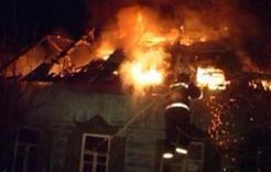 В Коркино, спасаясь из горящего дома, мужчина получил ожоги