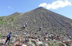 Юные геологи Коркино обнаружили минералы