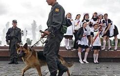 Полиция Коркино охраняет выпускные вечера