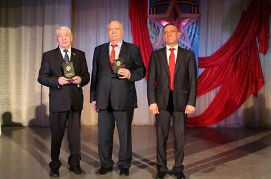 В Коркино стало на три Почётных гражданина больше